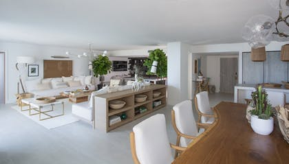 Living Room 2 | Presidential Suite | 1 Hotel South Beach