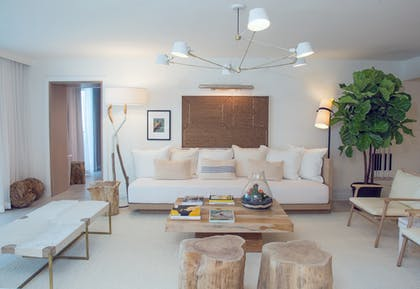 Living Room 3 | Presidential Suite | 1 Hotel South Beach