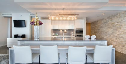 Kitchen 2 | Luxury Two-Bedroom Suite | Boulan South Beach