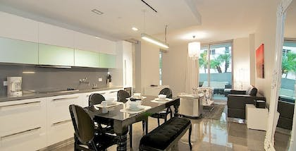 Kitchen | Terrace One Bedroom Suite | Boulan South Beach