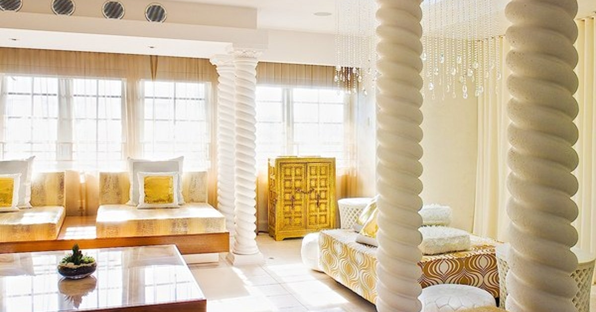 Guesthouse silver deluxe king at dream south beach - Cheap 2 bedroom suites in miami beach ...