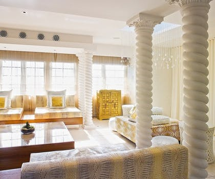 Living area | Guesthouse | Dream South Beach