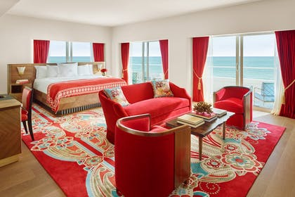 Bedroom | Faena Suite | Faena Hotel Miami Beach