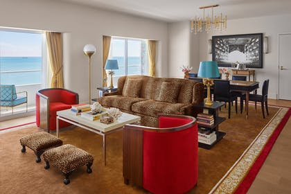 Living room | Faena Suite | Faena Hotel Miami Beach