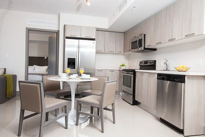 Dining Area | Double Bedroom Apartment | Tower 2 | Habitat Residence Condo Hotel