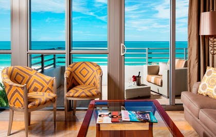 View | Two Bedroom Suite Oceanfront | Hilton Bentley Miami/South Beach