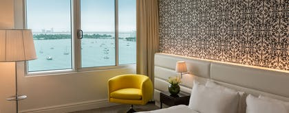 View | Deluxe Bay-View One Bedroom Suite With Balcony | Mondrian South Beach