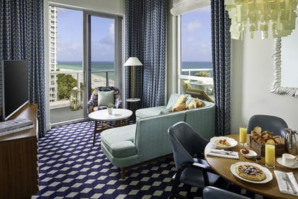 View | Ocean View Suite | The Confidante Miami Beach