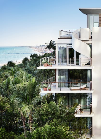 Exterior | Bungalow Penthouse | The Miami Beach EDITION