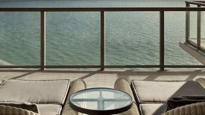 Balcony | Grand Luxe Oceanfront Suites | The St. Regis Bal Harbour Resort
