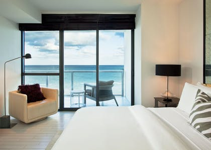 Bedroom | Marvelous Suite | W South Beach