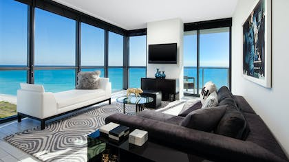 Living room | Marvelous Suite | W South Beach