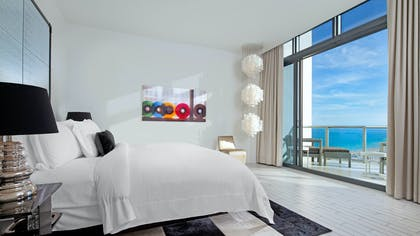Bedroom | Penthouse | W South Beach