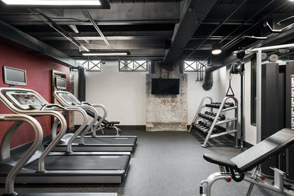 Fitness Center   Homewood Suites by Hilton Milwaukee/Downtown, WI