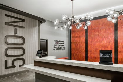 Front Desk   Homewood Suites by Hilton Milwaukee/Downtown, WI