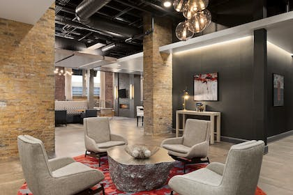 Lodge Area | Homewood Suites by Hilton Milwaukee/Downtown, WI