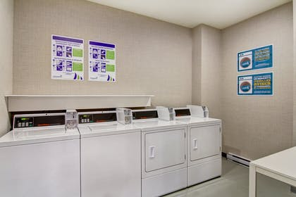 Laundry | Home2 Suites by Hilton Montreal Dorval