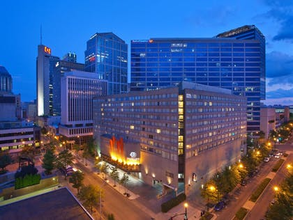 Exterior | DoubleTree by Hilton Nashville Downtown