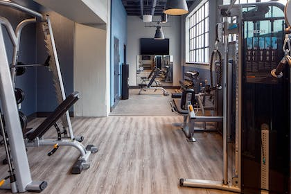 Fitness Center | Holston House Nashville