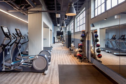 Fitness equipment | Holston House Nashville