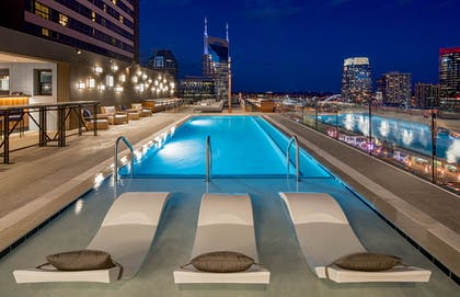Pool | Holston House Nashville