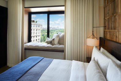 Master Bedroom View | Greenhouse Suite | 1 Hotel Central Park