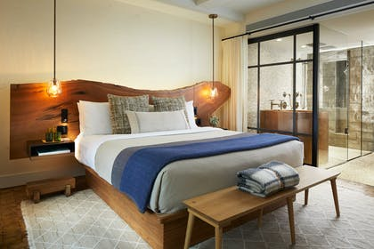 Master Bedroom | Greenhouse Suite | 1 Hotel Central Park