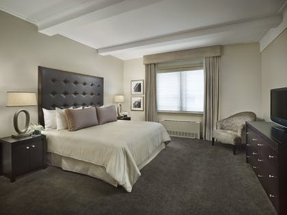 Bedroom | One Bedroom Suite | AKA Central Park