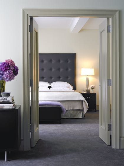 Bedroom | Two Bedroom Penthouse Suite | AKA Central Park