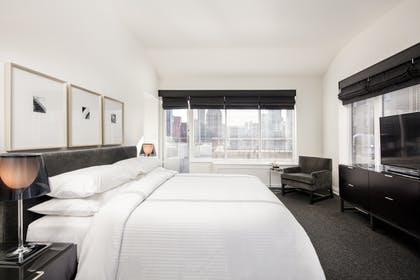 Bedroom | Two Bedroom Duplex Penthouse Suite | AKA Sutton Place