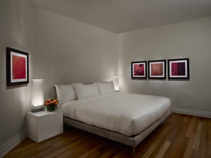 Bedroom | One Bedroom Suite | AKA Times Square
