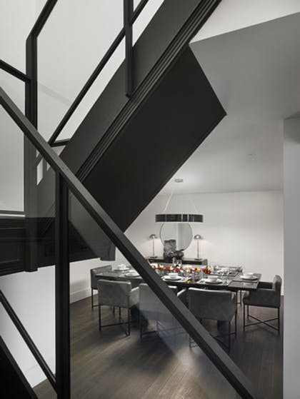 Dining area | Penthouse Residence | AKA Times Square