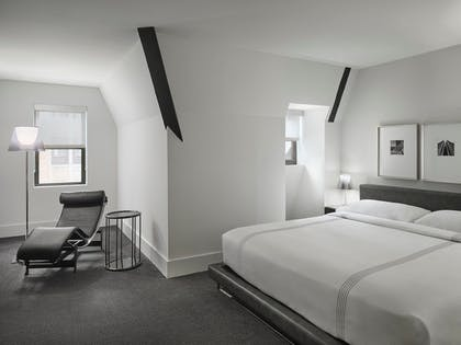 Bedroom | Penthouse Suite | AKA Times Square