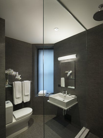 Bathroom | Two Bedroom Suite | AKA Times Square