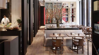 Restaurant | Andaz 5th Avenue
