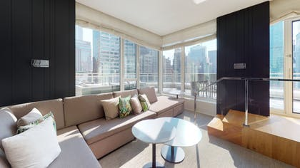 Living room | Empire Terrace Suite | Andaz 5th Avenue