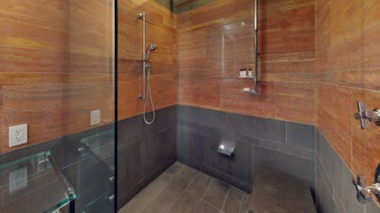Shower Area | Two Bedroom Andaz Suite | Andaz 5th Avenue