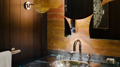 Bathroom | Two Bedroom Balcony Suite | Andaz 5th Avenue