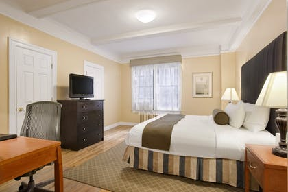 King Master Bedroom 3 | Two Bedroom Apartment Suite | King & Twins | Best Western Plus Hospitality House