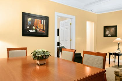 Dining Area | Two Bedroom Apartment Suite | King & Queen | Best Western Plus Hospitality House