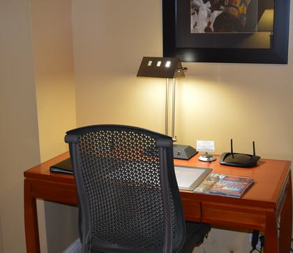 Work Desk | Two Bedroom Apartment Suite | King & Queen | Best Western Plus Hospitality House
