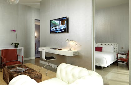 Living Room | Platinum Suite | Dream Downtown