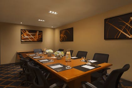 Epicurean Meeting Room | Executive Hotel Le Soleil New York