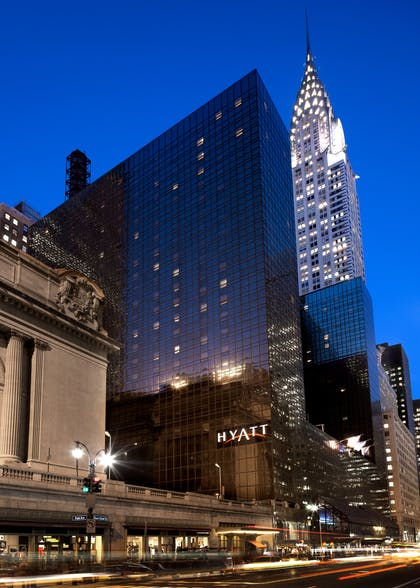 Exterior | Grand Hyatt New York