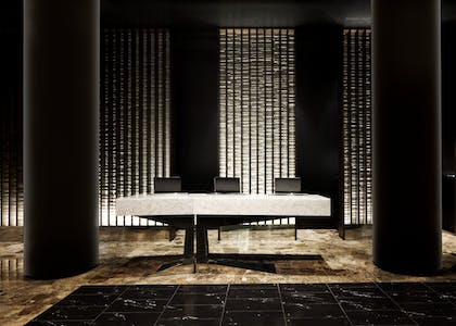 Front desk | Grand Hyatt New York