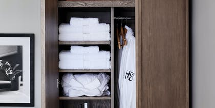 Master closet | King Suite | HGU New York