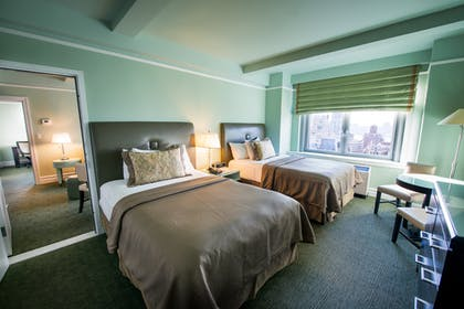 Bedroom | Two Bedroom Suite | Hotel Beacon