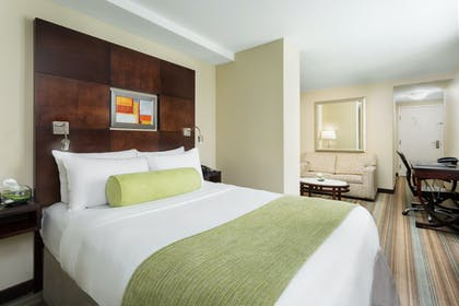 Bedroom Area | One Bedroom Suite | Hotel Mela