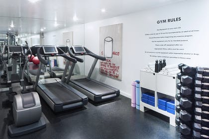 Fitness Center | Hotel on Rivington