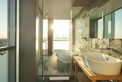 Bathtub | Unique Suite | Hotel on Rivington